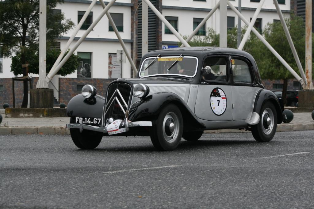 48 Horas Automóveis Antigos ao Alentejo já em Novembro (com Vídeo)
