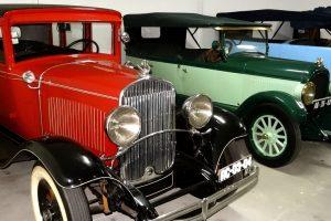 14 colecções a visitar na IV  Volta pelas Colecções e Museus de Automóveis Antigos de Portugal