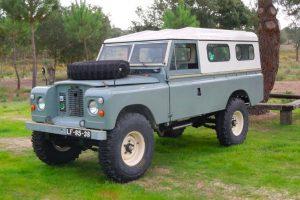 Clube Land Rover organiza Passeio e Jantar de Natal