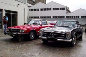 Passeio de Outono do Mercedes-Benz Club Portugal já dia 23