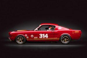 Shelby Mustang GT350 H Race Car vendido por $110 mil