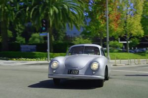 Jerry Seinfeld Entrevista Jay Leno no seu Porsche 356 (com Vídeo)