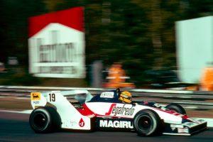 Sonha com o primeiro F1 de Senna? Esta é uma oportunidade única