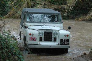 Clube Land Rover organiza Passeio de Natal