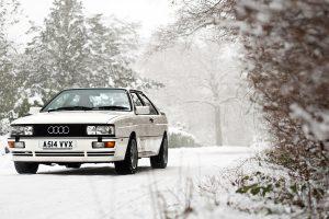 Audi Sport Quattro em leilão (com Vídeo)