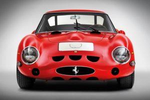 Os 10 automóveis mais caros leiloados em 2014