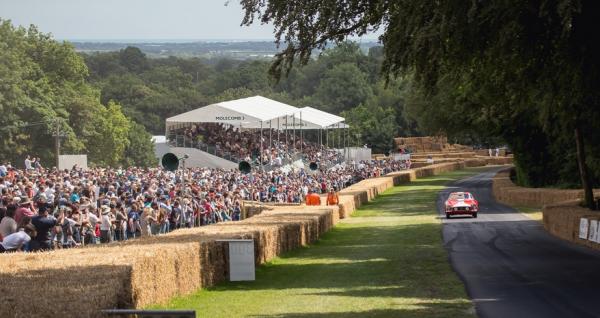Goodwood Festival of Speed, 26-28 Junho