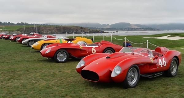 Monterey Classic Car Week, 11-16 Agosto