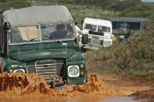 """""""Dia de Lama"""" do Clube Land Rover já dia 31"""