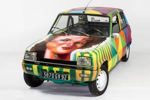 Quando a arte urbana abraça os automóveis clássicos…