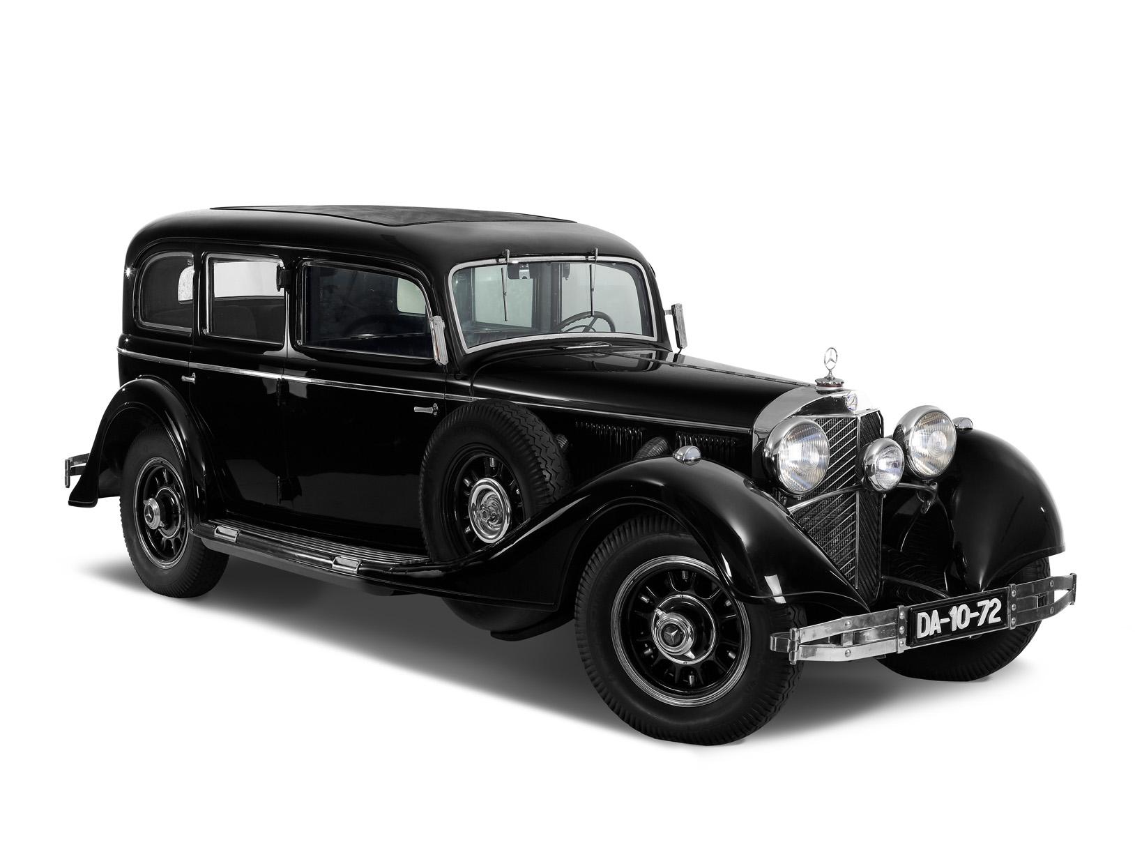 Museu do Caramulo empresta Mercedes-Benz de Salazar para exposição no Classic Center