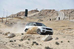 Land Rover Experience inaugura novo centro no Circuito Indernacional do F1 do Bahrein