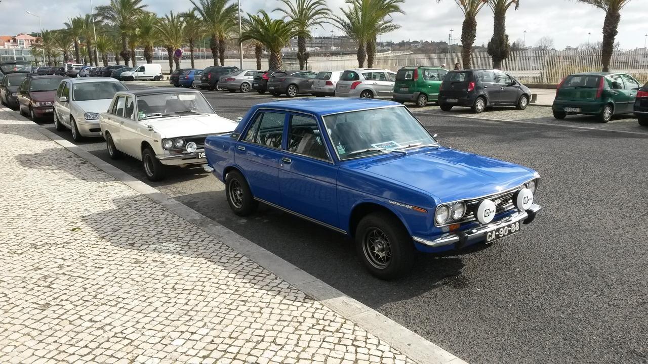 Encontro Mensal: DatsunPT reunido em Algés