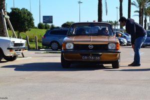 Opel Classic Racers ruma à Arrábida