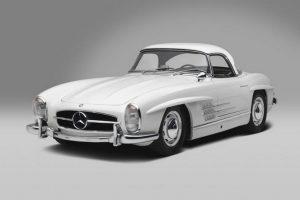 Bonhams volta a Estugarda para venda dedicada à Mercedes-Benz