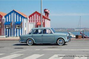 Clássicos Fiat reunidos em domingo soalheiro