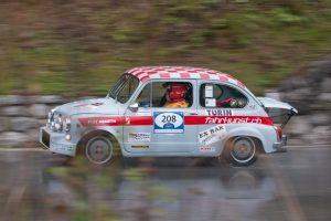 Ao volante de um Fiat Abarth 1000 TC (com Vídeo)