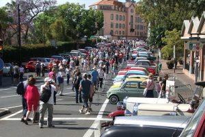 Classic Auto Show: mais de 500 veículos invadiram as ruas do Funchal (com Vídeo)