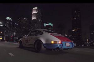 Magnus Walker mostra-nos como se conduz em Los Angeles (com Vídeo)