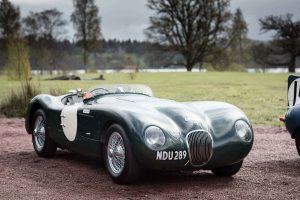 Jaguar na Mille Miglia 2015 com uma gama extraordinária de veículos Heritage lendários