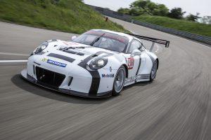 Novo Porsche 911 GT3 R: mais leve, económico e rápido