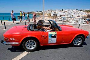 Algarve Classic Cars com percursos turístico e desportivo