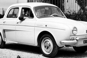 Alfa Romeo Dauphine, o Renault italiano