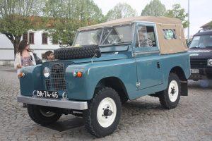 """""""Linhas de Torres"""": Clube Land Rover parte à descoberta da história"""
