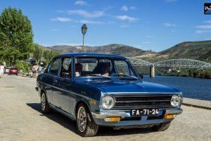 Encontro mensal Norte levou o DatsunPT ao Pinhão