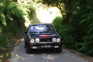 Rallye Rainha Santa: António Ramos/ Ivo Tavares repetem vitória no CNRH