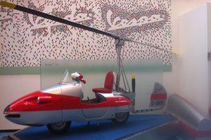 Visita virtual ao Museu Piaggio