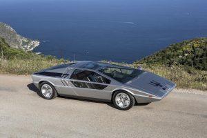 Maserati Boomerang original vai a leilão (com Vídeo)