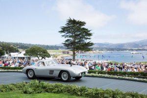 Pebble Beach Concours d'Elegance: uma tradição com mais de 60 anos