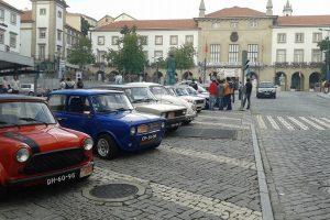 Covilhã recebe 3º Encontro de Automóveis Clássicos