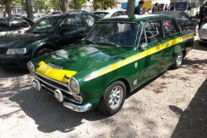 Encontro portalista junta dezenas de veículos na Doca de Belém