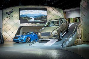 Bentley apresenta o Bentayga: o SUV más rápido, potente, luxuoso e exclusivo do mundo