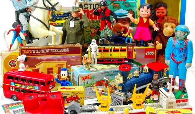 11º Salão do Brinquedo realiza-se dia 26 em Lisboa