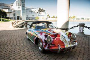 Porsche 356 de Janis Joplin vai a leilão (com Vídeo)