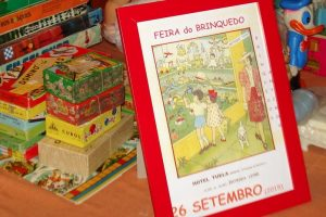 Feira do Brinquedo Antigo e de Colecção dia 26 no Porto
