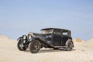 Bentley 4½-Litre Sports Saloon vendido por mais de 900 mil euros