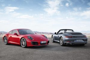 Novo Porsche 911 Carrera: mais prazer de condução, performance e eficiência