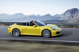 Porsche 911 Carrera 4 e 911 Targa 4 com motores sobrealimentados e tracção às quatro rodas