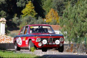 Paulo Marques/João Martins triunfam no Rallye de Outono
