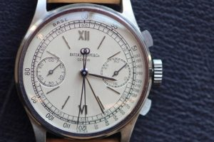 Relógios de luxo antigos vão a leilão este fim-de-semana