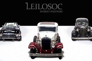Leilosoc realiza leilão de veículos clássicos no Porto