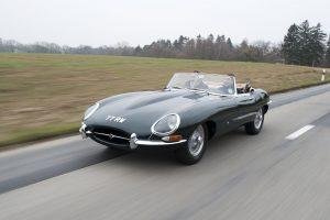 Jaguar Heritage mantém o prestígio do E-Type