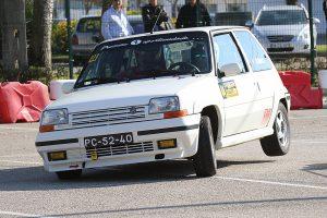 Renault 5 GT Turbo vence Slalom de Torres Vedras em Clássicos