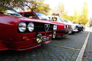 Torres Novas recebe encontro de automóveis clássicos