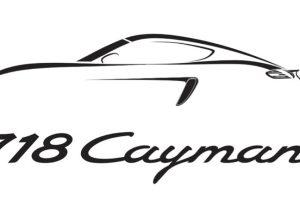 Modelo desportivo da Porsche com motor central recebe nova designação