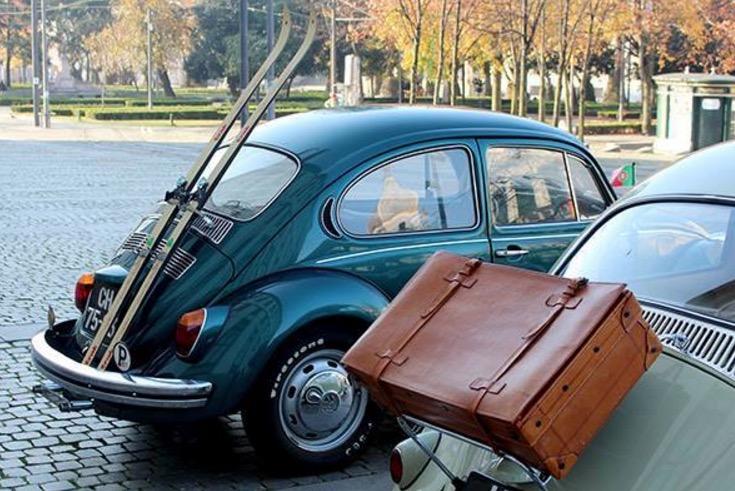 f7247037a9b Almoço de Natal do VW Ar Clube de Portugal com visita aos Clérigos ...